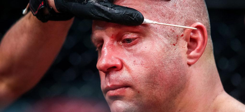 Федор Емельяненко проиграл нокаутом в финале Bellator и может завершить карьеру